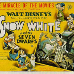 Disney Classics: Snow White Poster from 1937