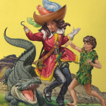 Peter Pan vs. Captain Hook
