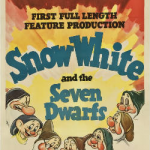 Disney Classics: Snow Poster from 1937