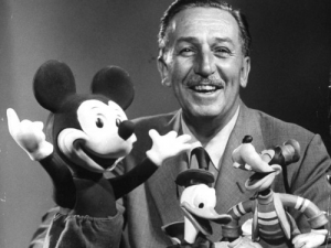 Walt Disney Inspirational Figure